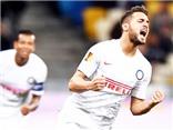 Dnipro - Inter 0-1: D'Ambrosio giúp Inter thắng trận ra quân