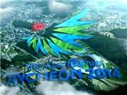 CẬP NHẬT: Lễ khai mạc ASIAD 17 - Incheon 2014