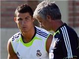 """Mourinho: """"Tôi và Ronaldo từ lâu không còn liên lạc"""""""