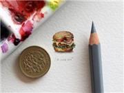 Mãn nhãn các tuyệt tác 'vẽ cho kiến' của nữ họa sĩ Nam Phi