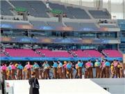 CHÙM ẢNH: Incheon rộn ràng trước thời điểm khai mạc