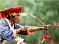 Đạo chích nỏ thần Trọng Thủy thi tài bắn cung