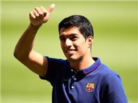 Tại Barca, Suarez đã cảm thấy như ở nhà