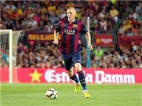 Barca giữ sạch lưới: Bức tường thành Mathieu