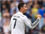 THỐNG KÊ: Bật cao 2,6 mét, từ cự ly 11,4 mét, Ronaldo 'húc đổ' pháo đài Riazor