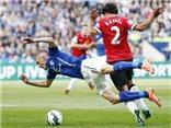 Man United chịu quả penalty oan ức trước Leicester