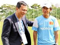 'Mơ đến ngày bóng đá Việt Nam hái  quả ngọt'