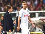 Palermo - Inter Milan 1-1: Vidic sai lầm, Inter suýt trả giá đắt