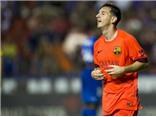 Sau 4 năm, Messi mới lại sút 11m ra ngoài