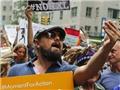 Leonardo DiCaprio tuần hành vì môi trường