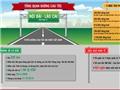 Tin đồ họa: Đường cao tốc Nội Bài - Lào Cai
