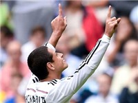 Javier Hernandez: 'Kẻ cắp' Hoàng gia
