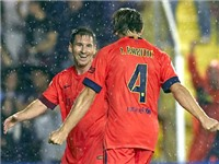 Bây giờ, Barca xoay quanh Messi