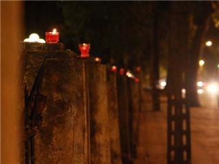 Nhà 30 Hoàng Diệu bắt đầu đêm trắng tưởng nhớ Đại tướng Võ Nguyên Giáp