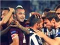 GÓC ANH NGỌC: Roma - Juve bắt đầu một cuộc đua tay đôi