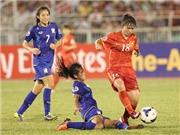 VIDEO: Nguyễn Thị Liễu và Tuyết Dung lập công, tuyển nữ Việt Nam hạThái Lan 2-1