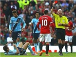 VIDEO: Đá chân đối phương, không phải lần đầu của Rooney