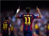 Barca 6-0 Granada: 'Song sát' Neymar, Messi hủy diệt Granada