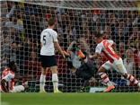 Arsenal hòa Tottenham: Phút lóe sáng của Alex Oxlade-Chamberlain