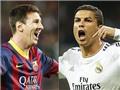 Lionel Messi - Cristiano Ronaldo: Đường đua của những 'dị nhân'