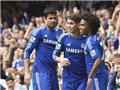 Thời gian tới, Chelsea sẽ phải thi đấu trên một sân bóng... bầu dục