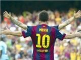 Với Luis Enrique, chỉ Messi là không thể đụng đến