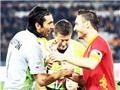 Francesco Totti và Gianluigi Buffon: Cuộc chiến của sự vĩnh hằng