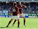 Thi đấu với 10 người, AC Milan hòa Cesena 1-1