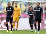 Inter thua sốc 1-4 trước Cagliari