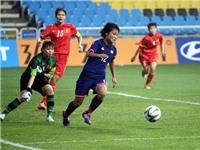 'Tuyển nữ Việt Nam xứng đáng được ca ngợi'
