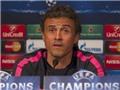 Luis Enrique: 'Hòa thì hợp lý hơn với Barca'