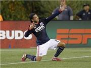 Lee Nguyễn lọt vào top 5 ứng viên Cầu thủ xuất sắc nhất MLS tháng 9