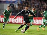 Ronaldo 'ăn vạ' kiếm 11m, giúp Real Madrid ngược dòng