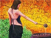 NSNA Hoàng Quốc Tuấn triển lãm tranh: 'Cảm xúc' của người yêu cái đẹp