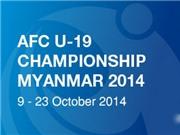 Vòng chung kết U19 châu Á 2014
