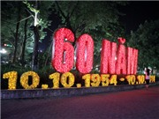 Kỷ niệm 60 năm Ngày Giải phóng Thủ đô