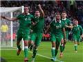 Đức 1-1 CH Ireland: Bàn thắng lịch sử của O'Shea làm ĐKVĐ thế giới mất mặt
