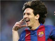 CHÙM ẢNH: 10 năm Messi ra mắt đội 1 Barca qua những khoảnh khắc đáng nhớ