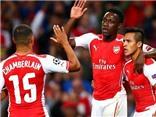 Arsenal 2-2 Hull City: Welbeck giải cứu 'Pháo thủ'
