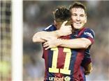 Barcelona - Eibar 3-0: Messi tiến sát kỷ lục