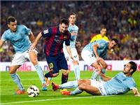 Barca bất bại và sạch lưới: Bóng đá tổng lực của Messi