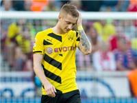 Marco Reus cũng không cứu được Dortmund