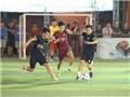 Giải bóng đá Cúp Bia Sài Gòn 2014 khu vực Hà Nội: Giải 'cơn khát' bóng đá