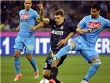 Callejon lập cú đúp, Napoli vẫn bị Inter cầm hòa 2-2