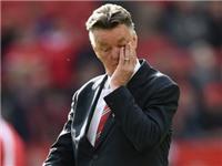 Van Gaal hối tiếc vì cột mốc 3 tháng