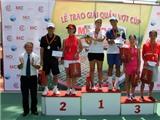 Bế mạc giải quần vợt các CLB Khánh Hòa mở rộng - Cúp Mê Trang 2014