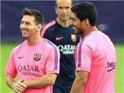CẬP NHẬT tin chiều 20/10: Suarez 'dìm' Ronaldo. Wenger bất lịch sự với phụ nữ
