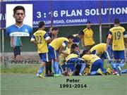SỐC: Cầu thủ Ấn Độ qua đời vì ăn mừng bàn thắng
