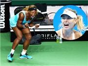 WTA Finals 2014: Sharapova có thể giải hạn trước Serena?