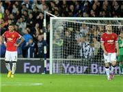 Điểm nhấn West Brom - Man United: Fellaini gieo hy vọng. Luke Shaw lại mất điểm